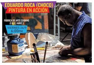 Eduardo Roca (Choco) F.A.C.